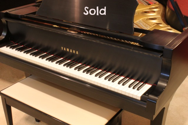 Preferred source for used pianos since 1977 for Yamaha c3 piano price